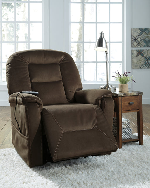 Samir Signature Design by Ashley Recliner image