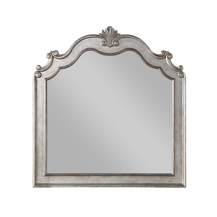 Esteban Antique Champagne Mirror image