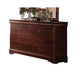 Louis Philippe Cherry Dresser image