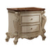 Picardy Antique Pearl & Cherry Oak Nightstand image