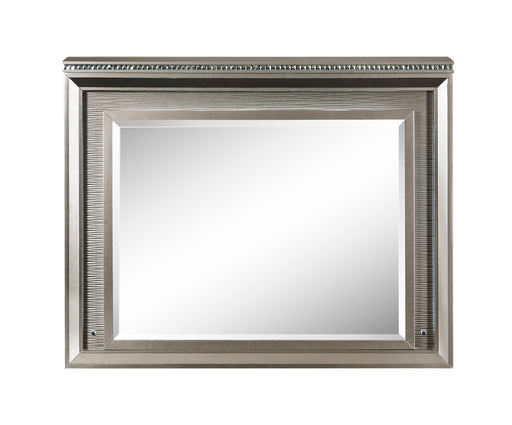 Sadie Dark Champagne Mirror (LED) image