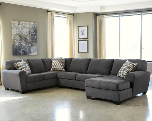 Sorenton Benchcraft 3-Piece Sectional with Chaise image