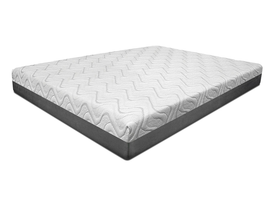 "Opal 10"" Gel Memory Foam Full Mattress image"