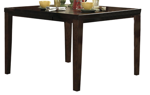 Homelegance Ameillia Rectangular Counter Height Table in Dark Oak 586-36 image