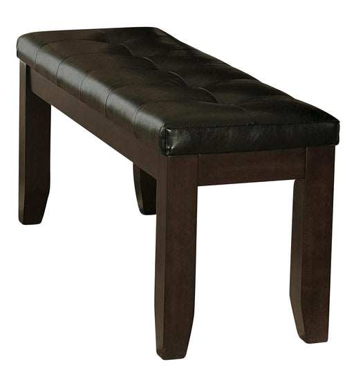 Homelegance Ameillia Bench in Dark Oak 586-14 image
