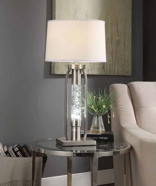 Sinkler Sandy Nickel Table Lamp image