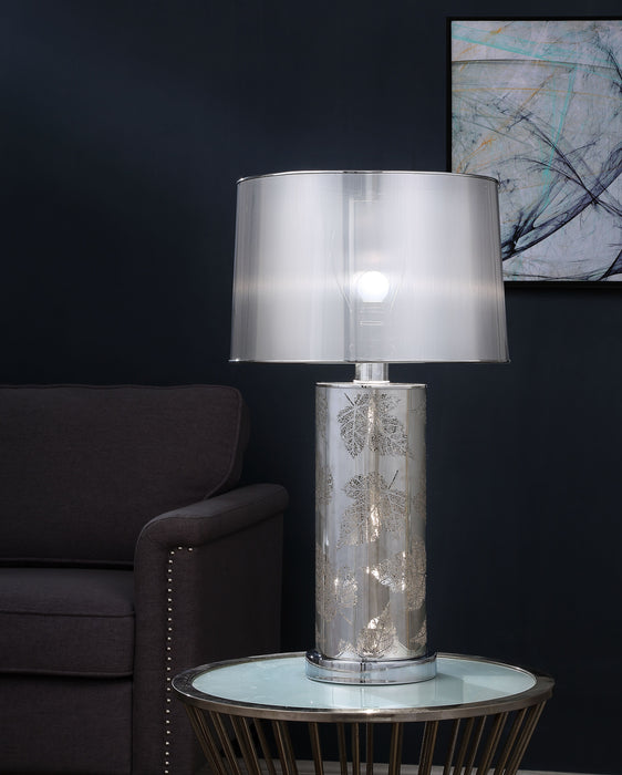Nordin Chrome Table Lamp image