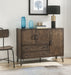 Garron Walnut & Black Server image