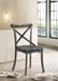 Kendric Rustic Gray Side Chair image