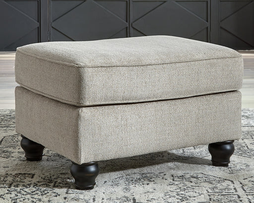 Benbrook Signature Design by Ashley Ottoman image