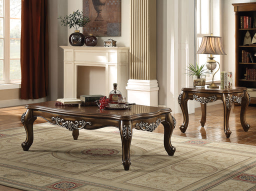Latisha Antique Oak Coffee Table image