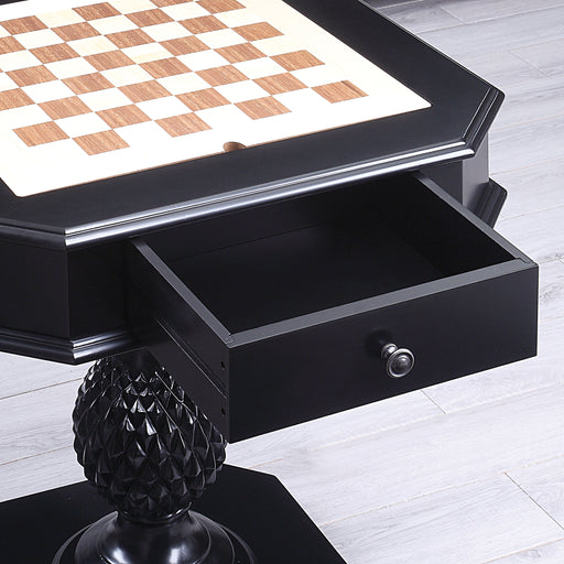 Bishop II Black Game Table image