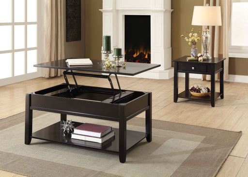 Malachi Black Coffee Table image