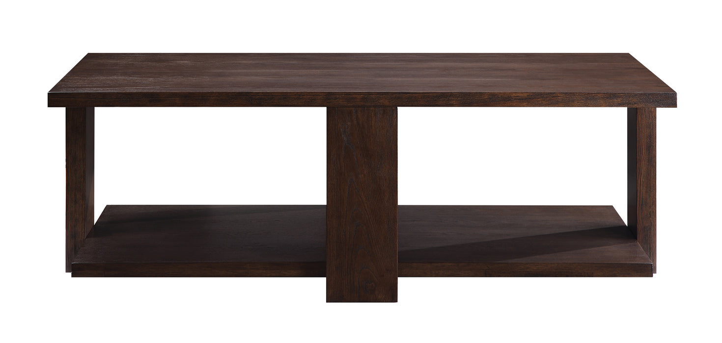 Niamey Walnut Coffee Table image
