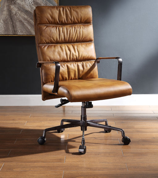 Jairo Sahara Top Grain Leather Office Chair image