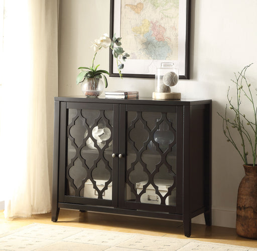 Ceara Black Console Table image