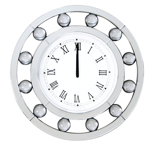 Boffa Mirrored Wall Clock image