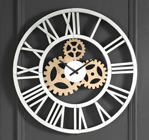 Acilia Mirrored Wall Clock image