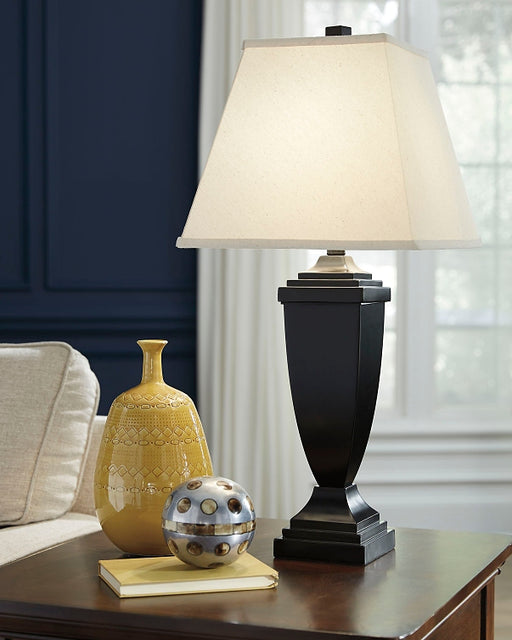 Amerigin Signature Design by Ashley Table Lamp Set of 2 image