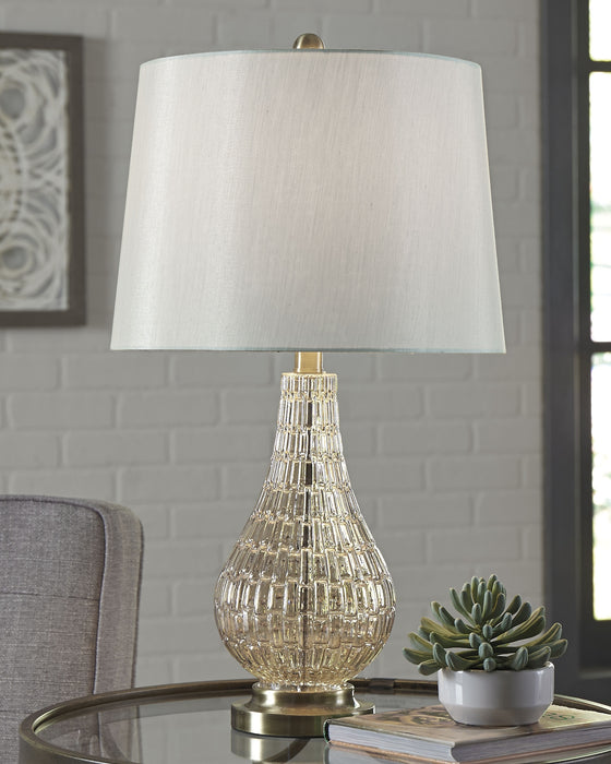 Latoya Signature Design by Ashley Table Lamp image