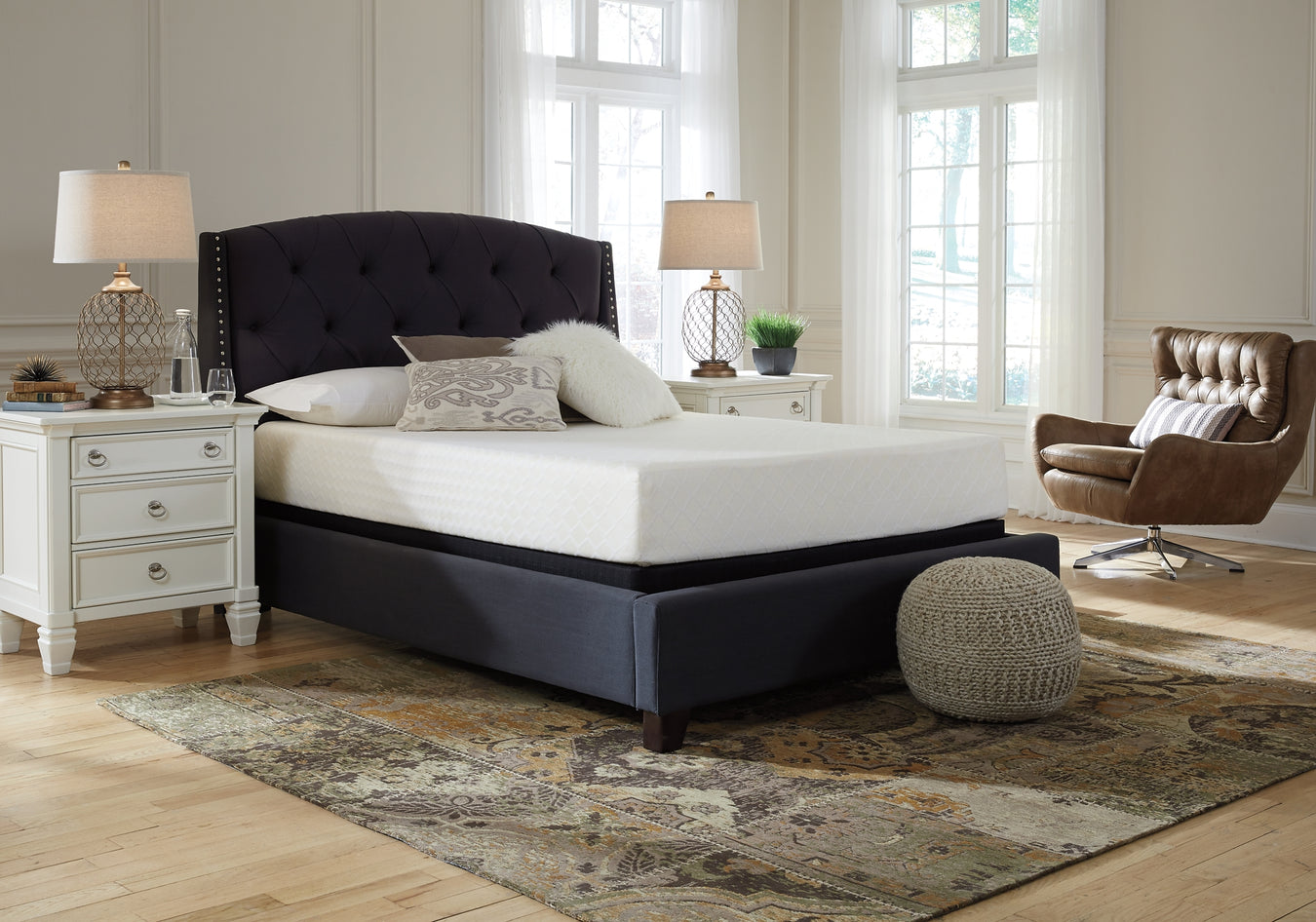 10 Inch Chime Memory Foam Collection