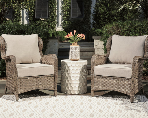 Clear Ridge Signature Design by Ashley Lounge Chair wCushion 2CN image