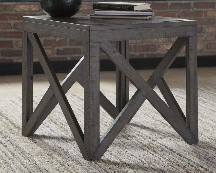 Haroflyn Signature Design by Ashley End Table image