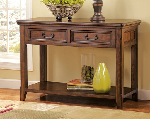 Woodboro Signature Design by Ashley Sofa Table image