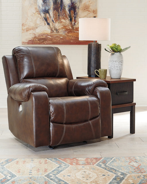 Rackingburg Signature Design by Ashley Power Rocker Recliner image
