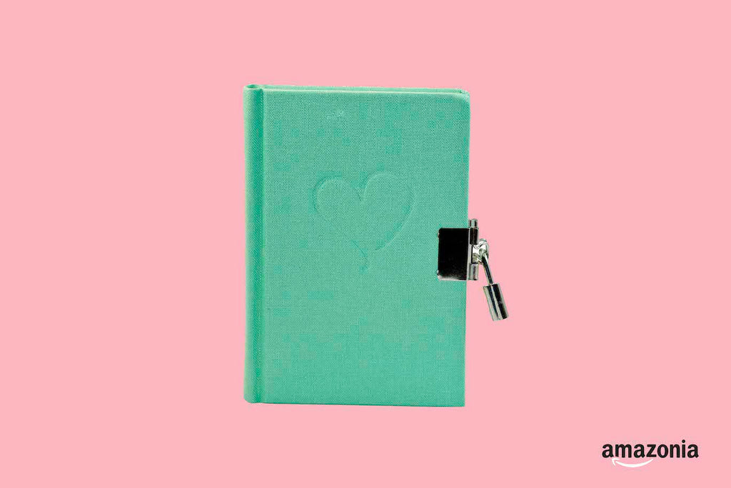 Room of Ones' Own Diary With Lock