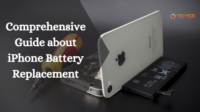 Comprehensive Guide about iPhone Battery Replacement