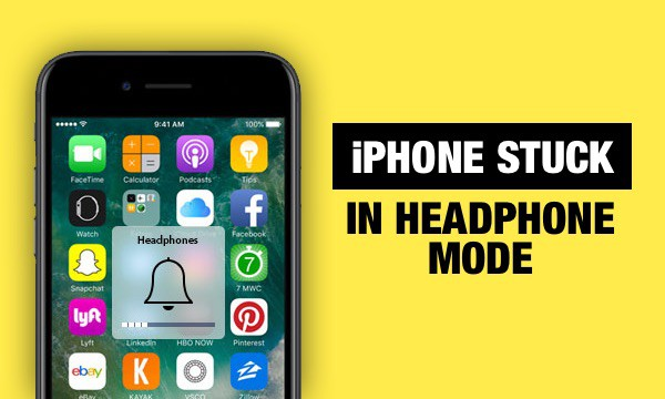 iPhone Stuck In Headphones Mode? Here's The Real Fix!