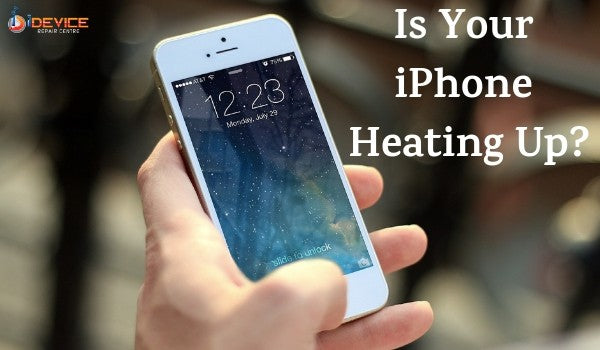 Is Your iPhone Heating Up? Here's What Causing It!