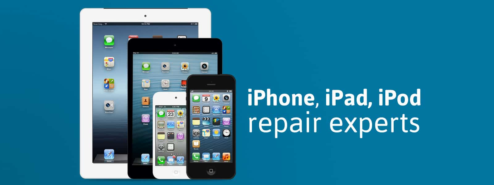 iPhone and iPad Repair Singapore