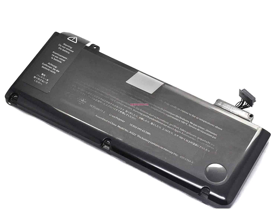 "BATTERY A1322 FOR MACBOOK PRO 13"" A1278 (MID 2009-MID 2012) 