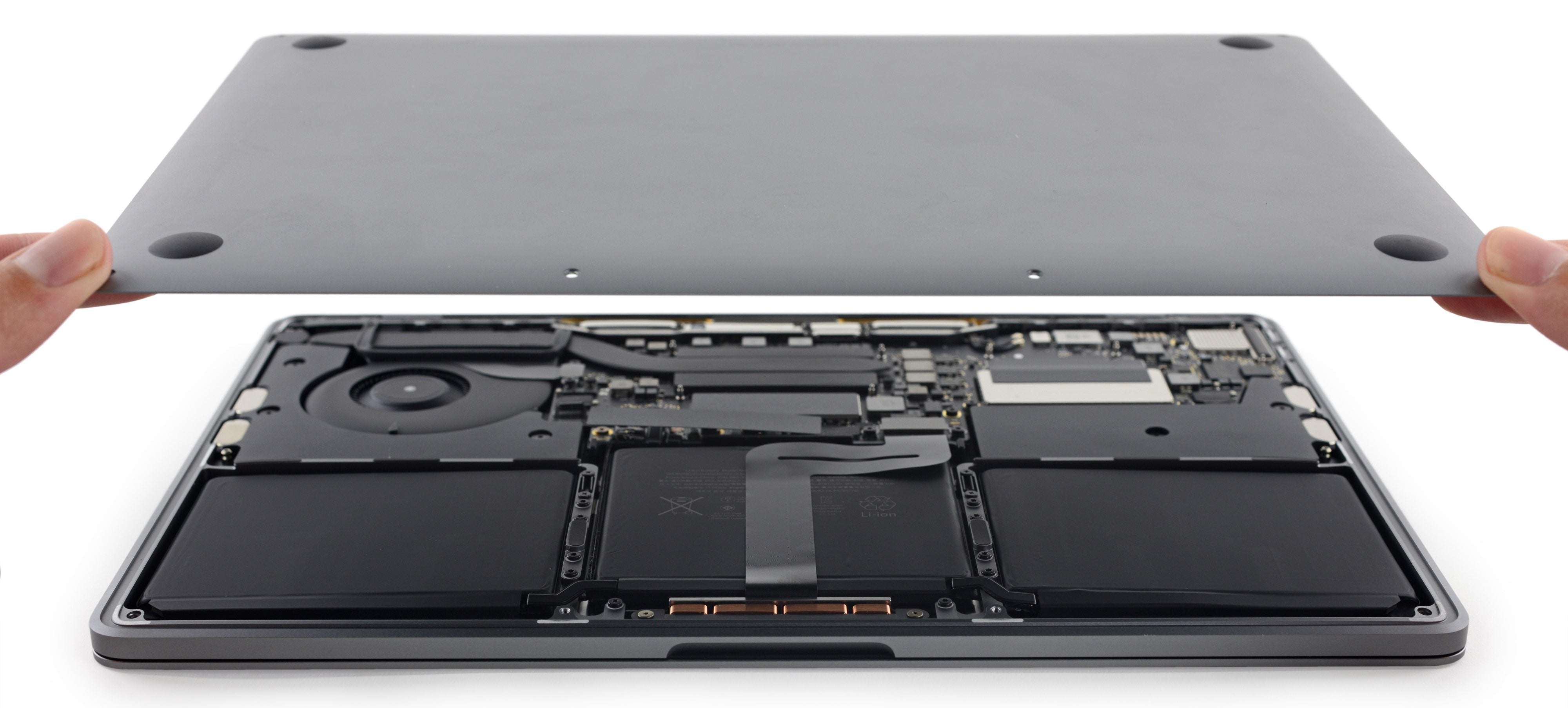 MacBook Pro battery replacement service