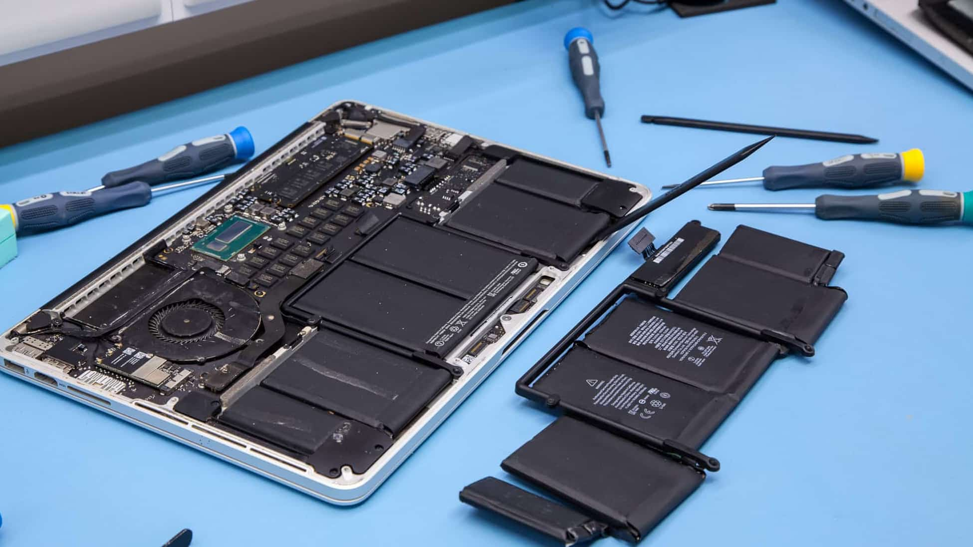 MacBook-Pro-Battery-Replacement