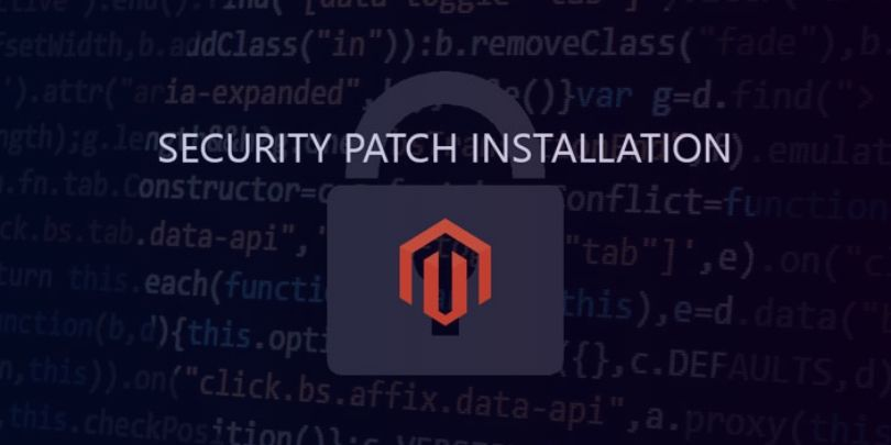 security patch installation