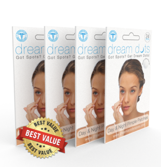 DREAM DOTS - 10 PACK - Dream Dots Acne Patches