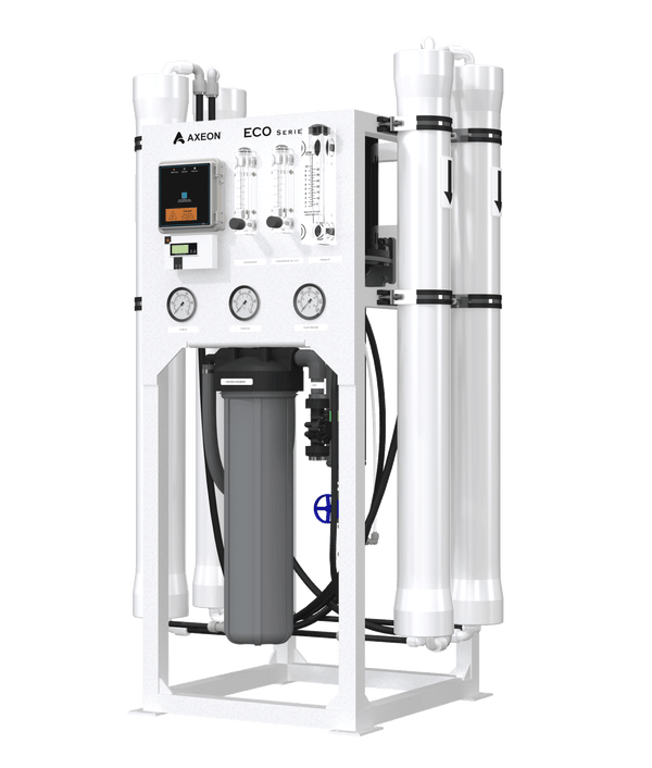 AXEON ECO-8000 Commercial Reverse Osmosis System