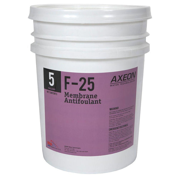 AXEON F-25 Antifoulant 5 Gallons