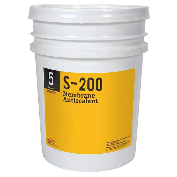 AXEON S-200 Antiscalant 5 Gallons