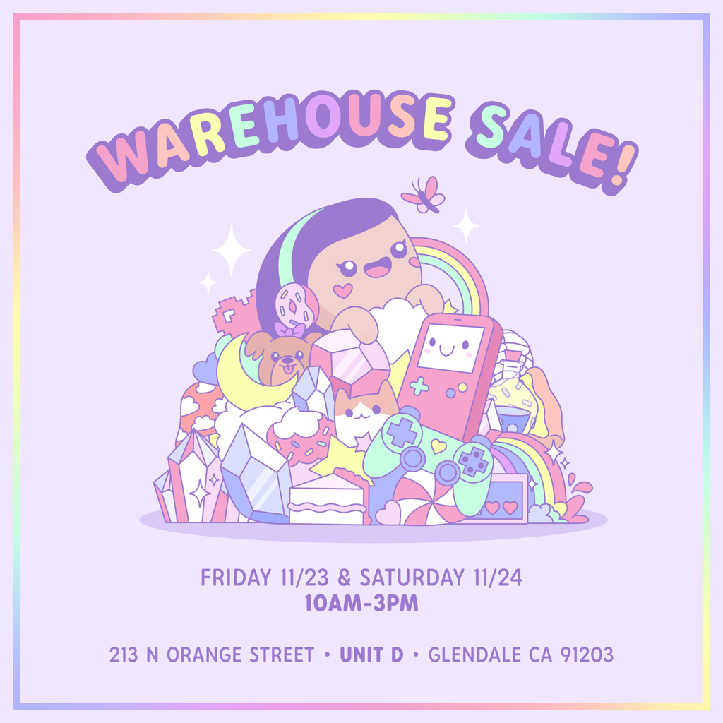 Black Friday Warehouse Sale