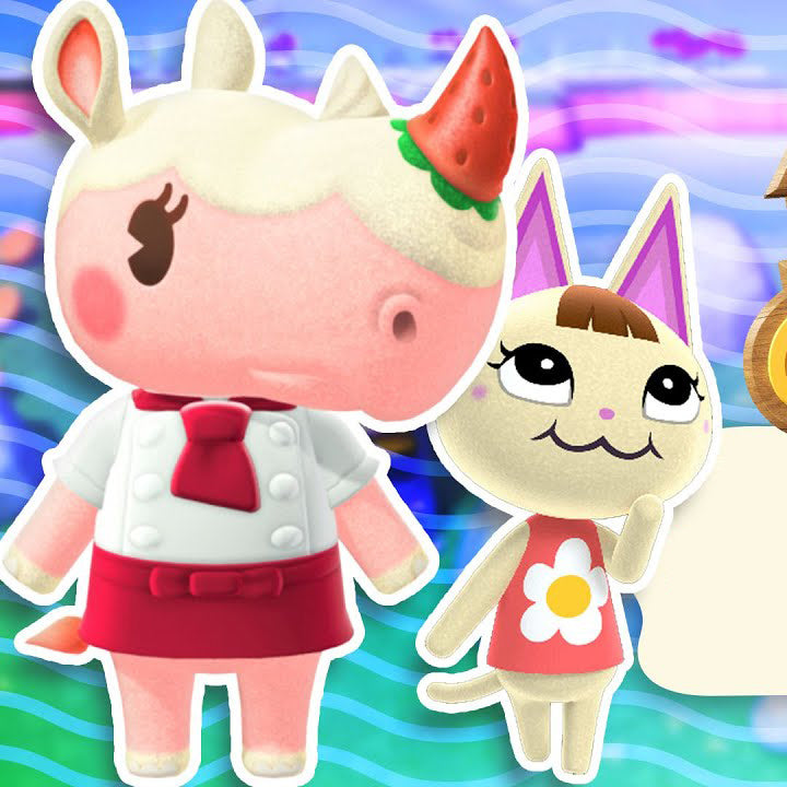 The Hunt For CUTE Villagers Pt. 3 in Animal Crossing New Horizons
