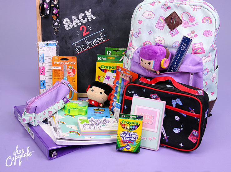 iHC Back to School Giveaway 2018!
