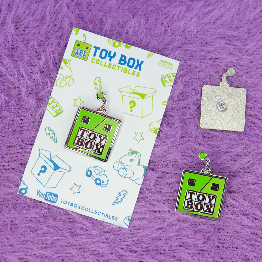Toy Box Collectibles Pin