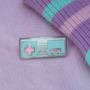 Load image into Gallery viewer, Pastel Game Controller Pin