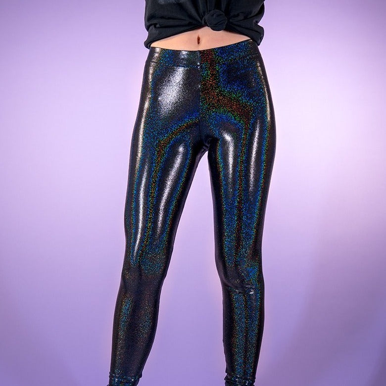 Load image into Gallery viewer, Black Magic Leggings