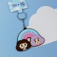 The Magical Keychain of Friendship