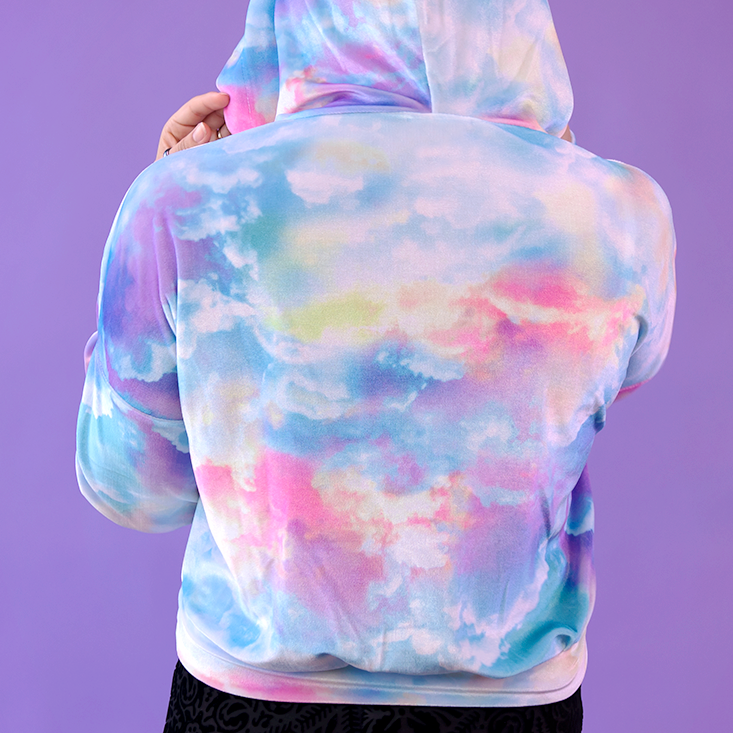Load image into Gallery viewer, Cloud 9 Crop Sweater